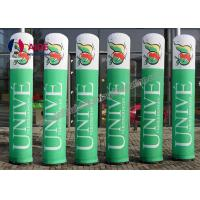 Wholesale Personalised Giant Advertising Inflatables , Promotion Use Inflatable Column from china suppliers
