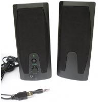 China High fidelity sound black 40hm / 60Hz USB laptop speaker CE & ROHS approval on sale