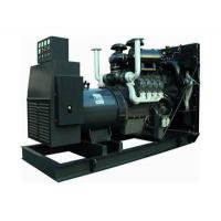 Wholesale Low Fuel Consumption Open Type Diesel Generator 64 KW 2120 * 920 * 1340 mm from china suppliers