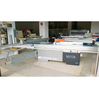 Quality High Precision Large Table Saw Timber Cutting Machine With Low Tolerance for sale