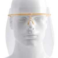 Wholesale Fogproof Anti Virus Protective PET Clear Face Visor from china suppliers