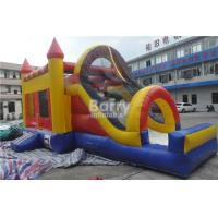 Wholesale Giant Inflatable Combo Jumping Bouncy Castle Bounce House Bouncer Slide Game from china suppliers