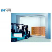 China Energy Saving Freight Lift Elevator Super Wide Cabin Firm Durable Max Journey 60M on sale