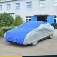 Wholesale waterproof full size automotive Outdoor Car Covers with 4 layers non - woven from china suppliers
