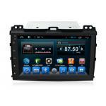China Car Origial Radio System Toyota GPS Navigation Android 2 Din Prado 2008 for sale