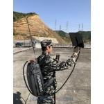 Wholesale CT-4035H-UAV Menpack Drone UAV 120W 5 Bands Jammer up to 1500m from china suppliers