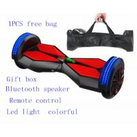 8INCH Dual Wheel Self Balancing Motorized Scooter Board for Park Amusement