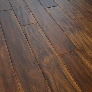 Wholesale Hand Scraped Acacia Walnut Hardwood Flooring from china suppliers