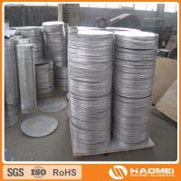 China 100% recyclable factory manufacturer Best Quality Low Price Printing Coating aluminum disc circle for deep draw pot on sale