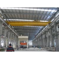 Wholesale QD20t-22m Double Girder Overhead Cranes Travelling with Sturdy Cylindrical Motors from china suppliers