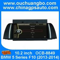 Wholesale Ouchangbo multimedia radio gps for BMW 5 Series F10 2013-2014 with bluetooth RDS  iPod USB from china suppliers