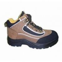 Wholesale 2012 New Casual Genuine Leather Safety Shoes Woman & Man from china suppliers