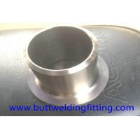 Wholesale Butt Welding ASME A182 F51 ANSI B16.9 4'' SCH10S Super Duplex Stainless Steel Stub End from china suppliers