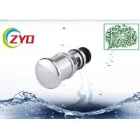 Buy cheap Universal Handheld Brass Chrome Shower Mixer Diverter Ceramic Cartridge Faucet Parts,Faucet Valves Accessory from Wholesalers