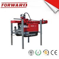 Wholesale Multifunction Crawler Mounted Mud Drilling Water Well Drilling Rig / water borehole Drilling Rig from china suppliers