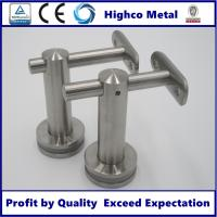 Wholesale Handrail Bracket for Stainless Steel Balustrade 42.4mm Glass Fitting Handrail from china suppliers