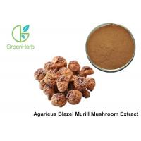 Wholesale Health Supplement Herbal Plant Extract Agaricus Blazei Murill Mushroom Extract Powder from china suppliers