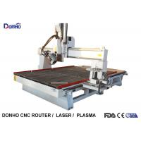 China 1530 Wood Engraving 4 Axis CNC Router Machine With HSD Spindle Vacuum Table on sale