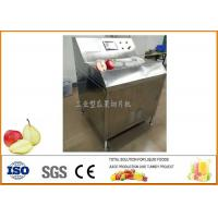 China 1T/D Dried Fruit Production Line For  Freeze-Dried Apple Pear on sale