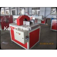 Quality 230 kw Hdpe Pipe Production Line / Plastic Pipe Making Machine for sale