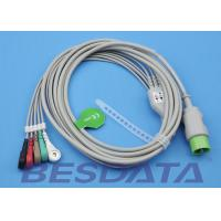 Wholesale Pateint Monitor One Piece ECG Cables And Leadwires for Spacelabs Ultraview from china suppliers