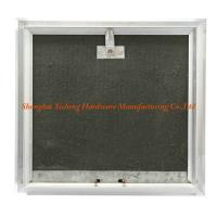 Wholesale Light Steel Keel  PVC Access Panel , Black Gypsum Board Trapdoor from china suppliers