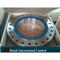 Buy cheap ASME B16.5/DIN2527/ASTM A105/ASTM A182 (NPS1/2-NPS24) FLANGE from wholesalers