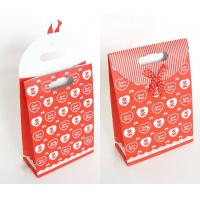 Wholesale Personalized Recycling Coloured Gift Paper Carrier Bags from china suppliers