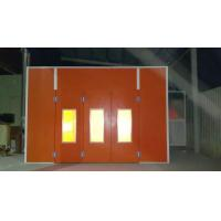 China CE High Quality Riello Burner Heating Car Painting Room/Spray Booth on sale