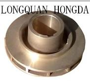 Wholesale Custom Water Pump Brass Impeller / Sand Casting Impellers With Machining from china suppliers