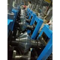 Quality Hydraulic Cutting Roll Forming Equipment , Purlin Steel Roll Forming Machine for sale