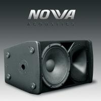 12 Inch Full Professional DJ Sound System Rental For Conference , 600x350x382mm