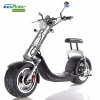 China Off Road 2 Wheel Electric Scooter , Electric Fat Wheel Scooter For Adult , Eco Friendly on sale