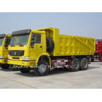 Quality SINOTRUK HOWO SERIES TIPPER TRUCK for sale