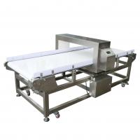 China Large Tunnel Conveyor Metal Detector Equipment For Detecting Metal Contaminate Food on sale