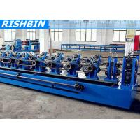 China 380V 3ph Carbon Steel C & Z Roof Purlin Roll Forming Machine 30KW on sale