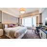 OEM Luxury Hotel Bedroom Furniture Sets / New Wooden Hospitality Bedroom Furniture for sale