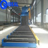 Quality Strucural steel comprehensive cleaning shot blasting machine in other metal for sale