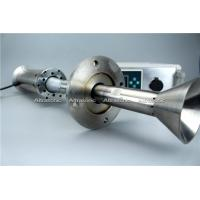 Wholesale Ultrasonic Chemical Spray Drying Garanulation Altrasonic PicoMist Nozzle With Nano Size from china suppliers