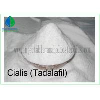 China Male Erectile Dysfunction Human Hormone Tadalafil Raw Steroid Powder CAS NO 171596-29-5 for sale