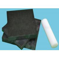 China Extruded Engineering POM Sheet / Black Machining Delrin Plastic Sheet on sale
