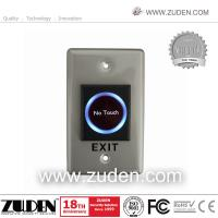 Buy cheap Infrared Sensor No Touch Exit Door Release Button for Access Control from wholesalers