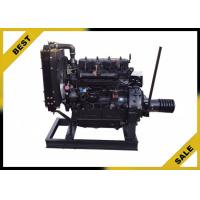 China Low Fuel Consumption Diesel Engine Motor 42 KW With Clutch For Water Pump for sale