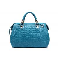 Buy cheap Cool Crocodile Skin Leather Tote Hnadbag for Girls T1022 from wholesalers