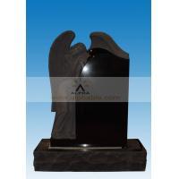 China Shanxi Black Granite Monuments for sale