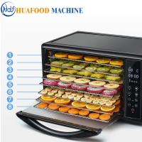 China Professional Automatic Food Processing Machines Automatic Food Dehydrator For Herb / Fruit on sale
