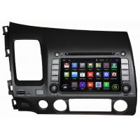 Wholesale Ouchuangbo car Radio Stereo DVD GPS Navi Player for Honda Civic (left) 2006-2011 Bluetooth from china suppliers