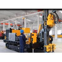 Buy cheap SD1000 crawler type full hydraulic core drilling rig used for diamond drilling from wholesalers