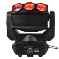 Wholesale Professional 9*10W RGBW 4IN1 QUAD LED Moving Head Phantom Light Beam Effect  X-108 from china suppliers