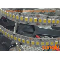 Pure White Flexible LED Strip Lights DC 24V 16W SMD 2835 240D For Archway for sale